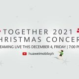 Huawei Together 2021 Event – Christmas Concert and Holiday Bundles