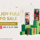Join the #OPPOJoyFullSale Weekly Livestream and Win Fun Prizes