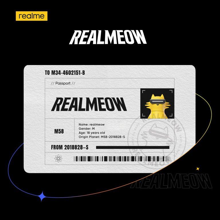 REALMEOW ID