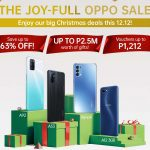 Up to 63% Off on OPPO Devices during the Biggest 12.12 Shopee Sale