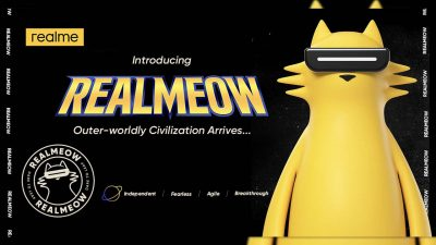 realme Introduces its Official Brand Character, REALMEOW