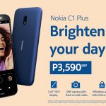 New Nokia C1 Plus Launched and will be Available First on Shopee