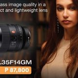 The New Sony SEL35F14GM G Master Lens is Now Up for Pre-order