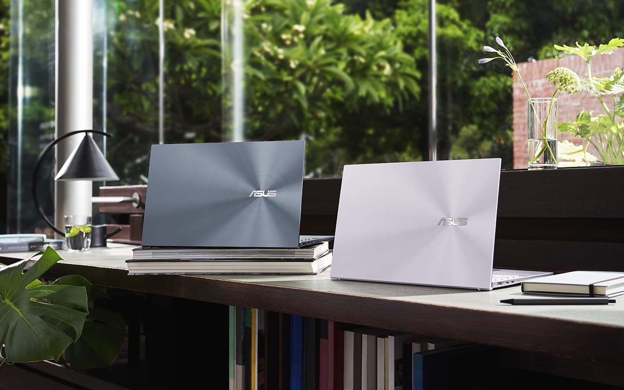 Built for the Incredible – ASUS ZenBook 14 with ScreenPad Launched