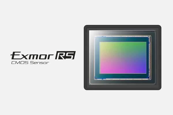 Exmor RS CMOS Sensor