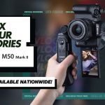Flex Your Stories – Canon EOS M50 Mark II Now Available in PH