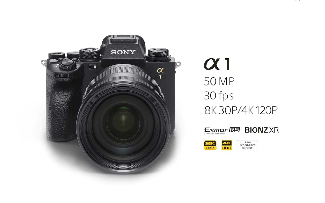 New Sony Alpha 1 Announced – A New Era in Professional Imaging