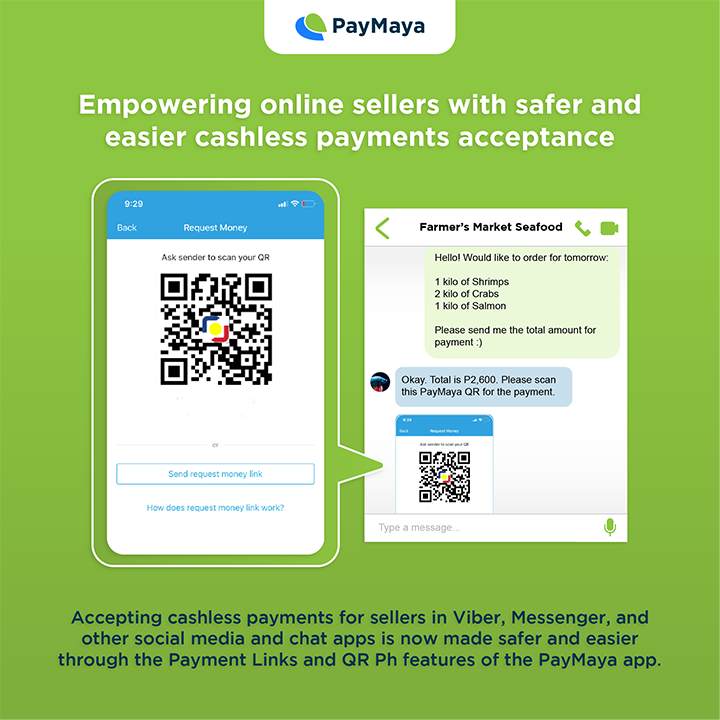 PayMaya for Online Sellers