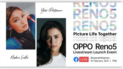 OPPO Reno5 4G and Reno5 5G to be Launched Live on February 10