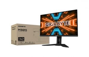 GIGIBYTE Launches the New M32Q Gaming Monitor