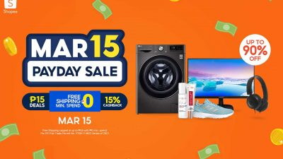 Here are some Gadget Deals You'll Find on the Shopee 3.15 Payday Sale