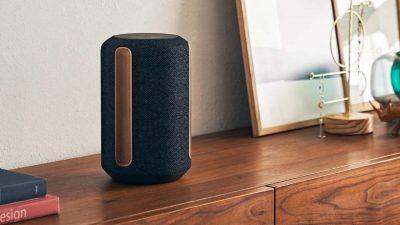 Introducing the Sony SRS-RA3000 Premium Wireless Speaker