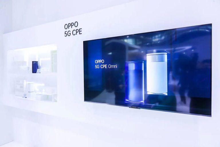 OPPO 5G CPE Omni