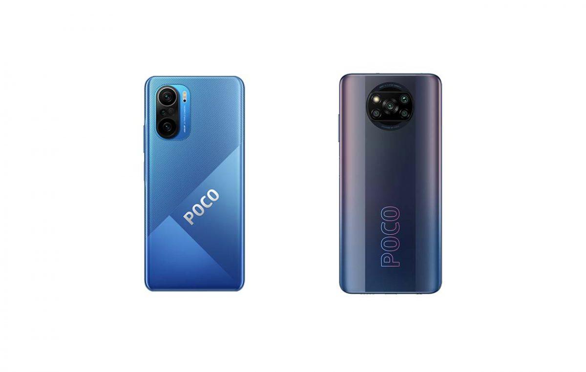 POCO Global Launches the POCO F3 and POCO X3 Pro