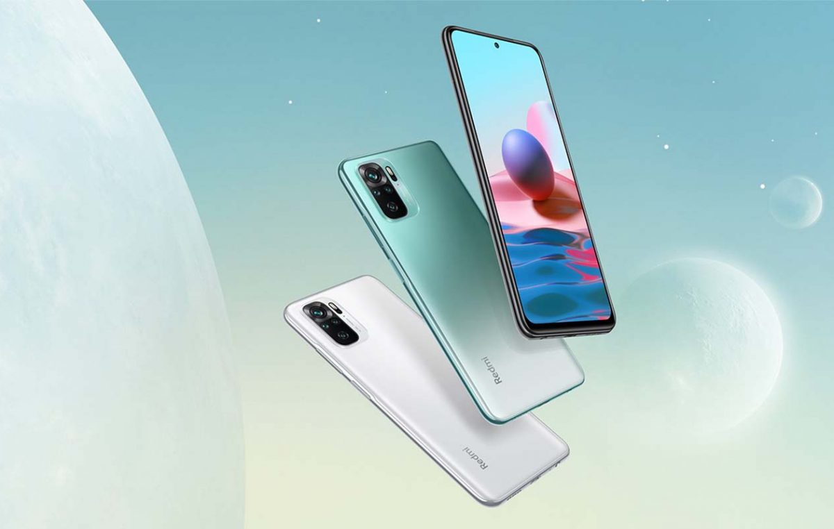Redmi Note 10 Series Announced and will soon be Available in PH