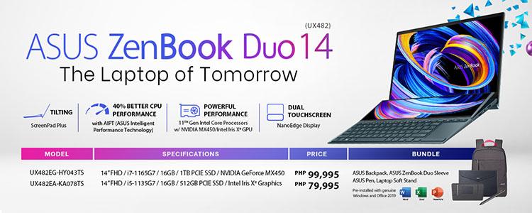 ZenBook Duo 14 Price