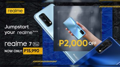 realme 7 Pro Gets a Price Cut – Now Available for Only PHP 15,990