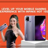 The Infinix Hot 10S is Now Available Exclusively on Shopee