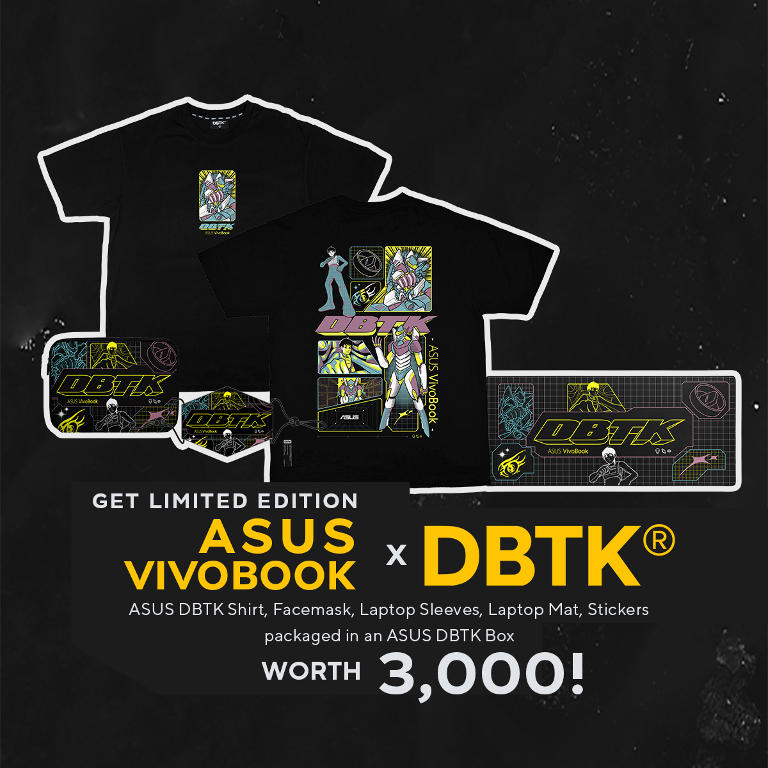 ASUS VivoBook x DBTK