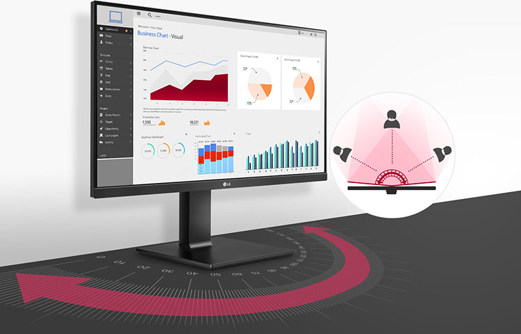 LG Standard Monitor