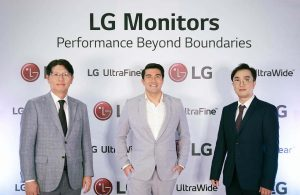 Performance Beyond Boundaries – New LG Monitor Line Launched