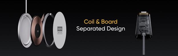 Coil & Board Separated Design