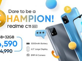 Get the realme C11 2021, Now for Only ₱4,590