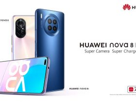 HUAWEI Teases Nova 8 and Nova 8i Arriving this Month of August