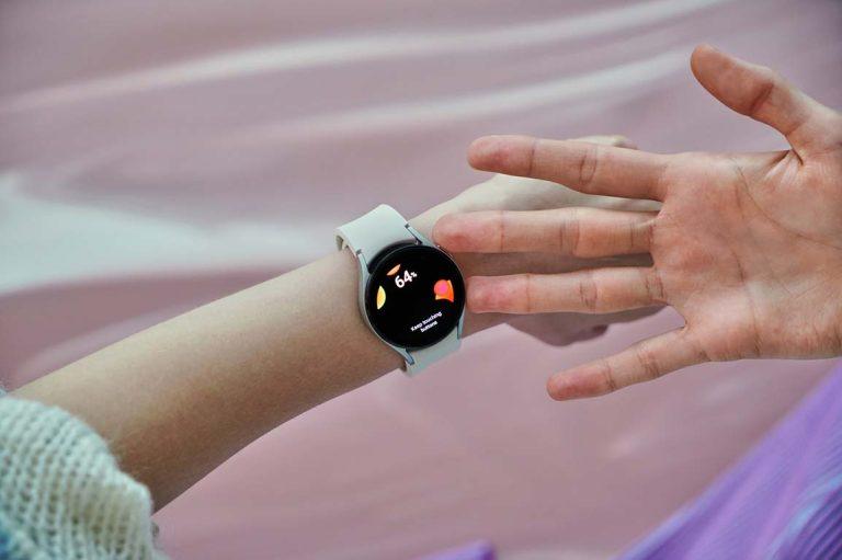 Samsung BioActive Sensor