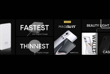 realme MagDart – World's Fastest Magnetic Wireless Charging Technology