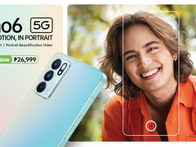AI Portrait Expert OPPO Reno6 5G Now Available in the Philippines