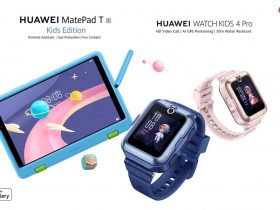 HUAWEI MatePad T 8 Kids Edition and Watch Kids 4 Pro Launched