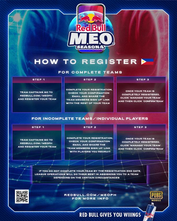 MEO Registration Steps