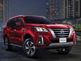 Nissan Unveils the New Nissan Terra Here in the Philippines