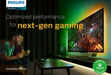 Philips Momentum – World's First Monitor Designed for Xbox
