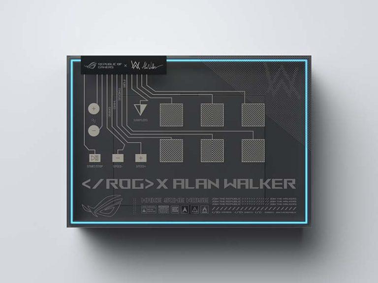 ROG Remix sampler