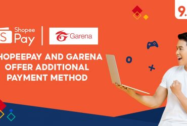 ShopeePay Partners with Garena to Offer Additional Payment Method
