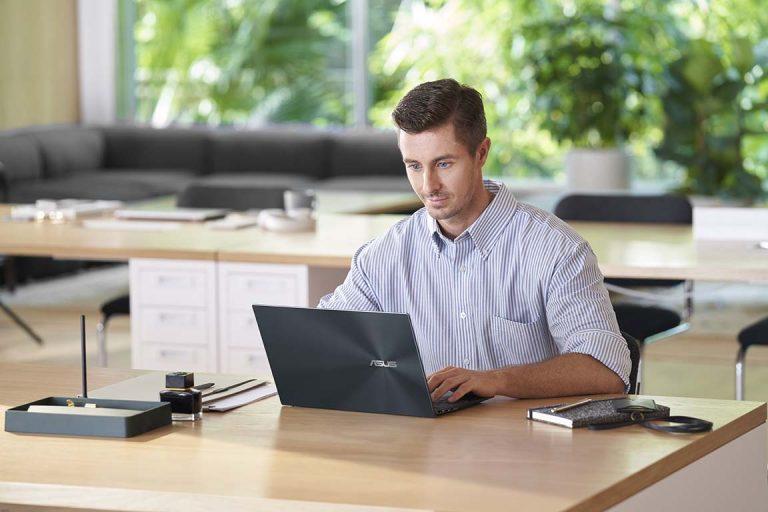 ZenBook portability
