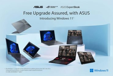 ASUS and ROG Laptops can Now be Updated to Windows 11