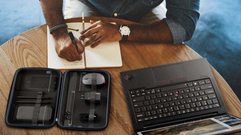 Lenovo Go Tech Accessories Organizer