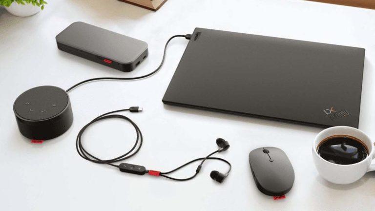 Lenovo Launches Lenovo Go Accessories