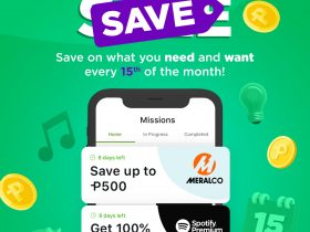 Over ₱1,500 Savings on PayDay Sales with PayMaya PayDay Save