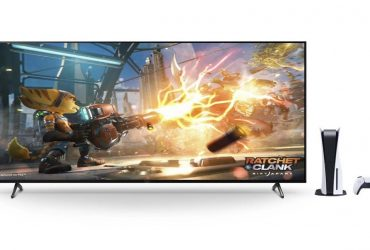 Sony Introduces Perfect for PlayStation 5 BRAVIA XR TVs