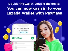 You Can Now Cash In your Lazada Wallet with PayMaya